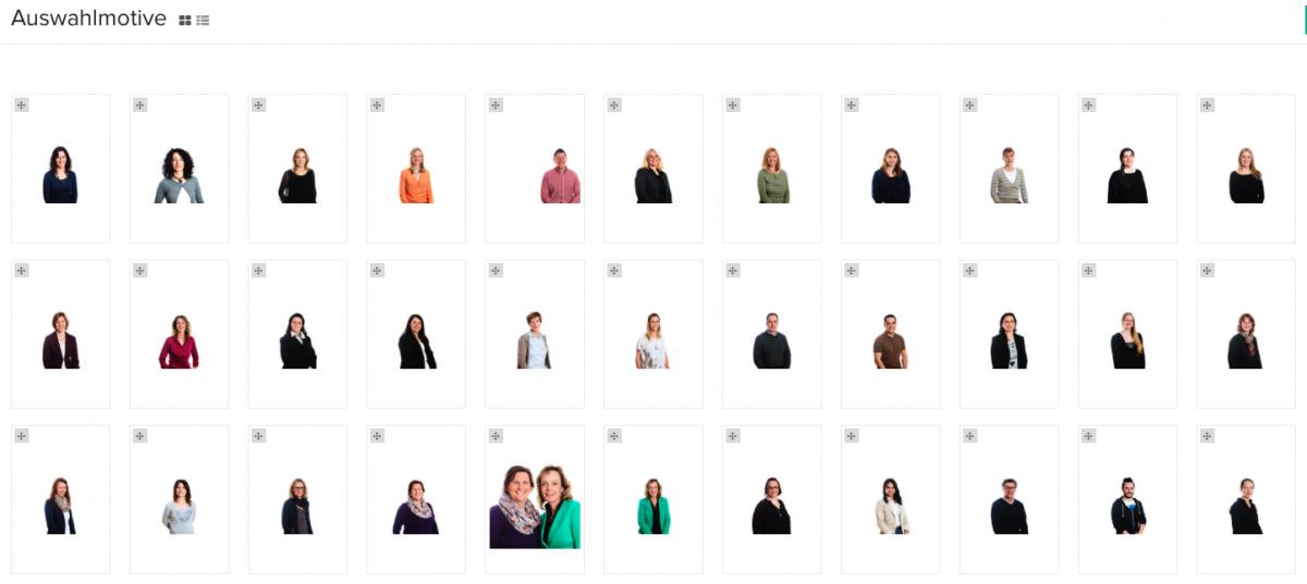 Mitarbeiterportraits, OLIMAR, Corporate-Images, Portrait-Shooting, Studioportrait